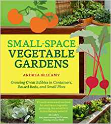 Download ebook Small-Space Vegetable Gardens: Growing Great Edibles in Containers, Raised Beds, & Small Plots
