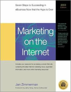 Download ebook Marketing on the Internet 2003
