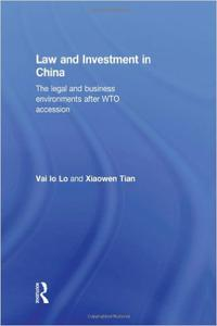 Download ebook Law & Investment in China