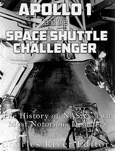 Download ebook Apollo 1 & the Space Shuttle Challenger