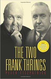 Download ebook The Two Frank Thrings