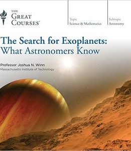 Download The Search for Exoplanets: What Astronomers Know
