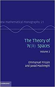 Download ebook The Theory of H(b) Spaces: Volume 2