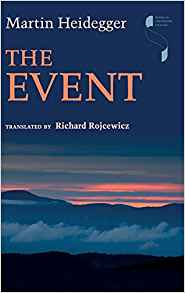 Download ebook The Event (Studies in Continental Thought)