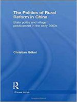 The Politics of Rural Reform in China