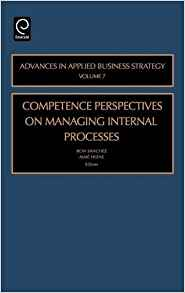 Download ebook Competence Perspectives in Managing Internal Processes, Volume 7