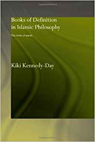 Download ebook Books of Definition in Islamic Philosophy: The Limits of Words