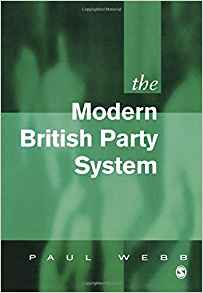 Download ebook The Modern British Party System