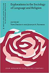 Download ebook Explorations in the Sociology of Language & Religion