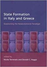 State Formation in Italy and Greece