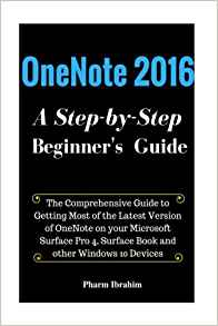 Download ebook OneNote 2016: A Step-by-Step Beginner's Guide