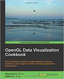 Download ebook OpenGL Data Visualization Cookbook