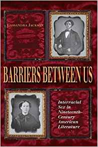 Download ebook Barriers between Us: Interracial Sex in Nineteenth-Century American Literature