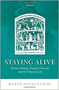 Download ebook Staying Alive: Personal Identity, Practical Concerns, & the Unity of a Life