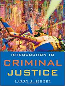 Download ebook Introduction to Criminal Justice