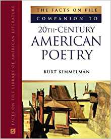 Download ebook The Facts on File Companion to 20th-Century American Poetry