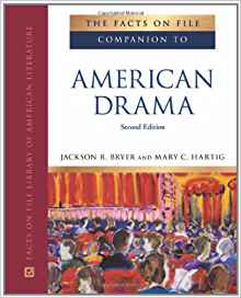 Download ebook The Facts on File Companion to American Drama