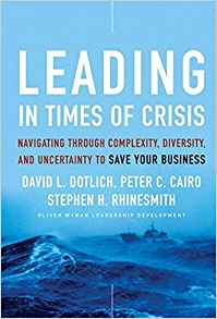 Download ebook Leading in Times of Crisis