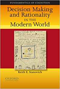 Download ebook Decision Making & Rationality in the Modern World