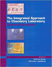 Download ebook The Integrated Approach to Chemistry Laboratory: Selected Experiments