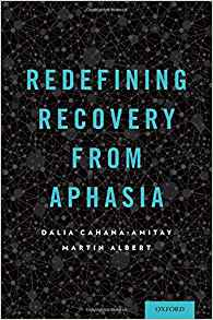 Download ebook Redefining Recovery from Aphasia