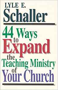 Download ebook 44 Ways to Expand the Teaching Ministry of Your Church
