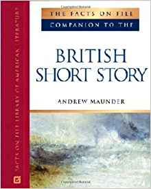 Download ebook The Facts on File Companion to the British Short Story