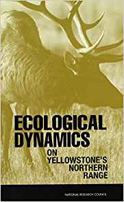 Download ebook Ecological Dynamics on Yellowstone's Northern Range