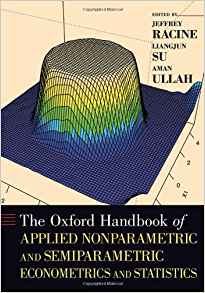 Download ebook The Oxford Handbook of Applied Nonparametric & Semiparametric Econometrics & Statistics