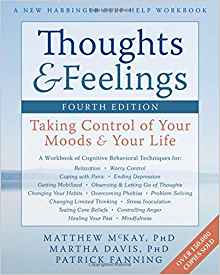 Download ebook Thoughts & Feelings: Taking Control of Your Moods & Your Life (4th edition)