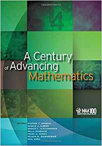 Download ebook A Century of Advancing Mathematics