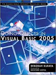 Download ebook Doing Objects in Visual Basic 2005