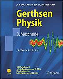 Download ebook Gerthsen Physik (Springer-Lehrbuch)