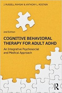 Download ebook Cognitive-Behavioral Therapy for Adult ADHD