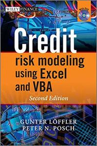Download ebook Credit Risk Modeling using Excel & VBA, 2 edition