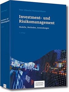 Download ebook Investment- und Risikomanagement: Modelle, Methoden, Anwendungen, 4. Auflage