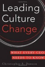 Leading Culture Change: What Every CEO Needs to Know