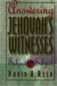 Download ebook Answering Jehovah's Witnesses
