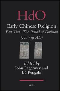 Download ebook Early Chinese Religion, Part 2: The Period of Division (220-589 AD)