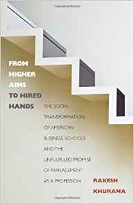 Download ebook From Higher Aims to Hired Hands