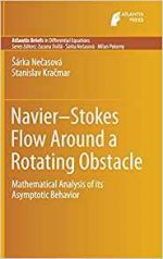 Navier-Stokes Flow Around a Rotating Obstacle