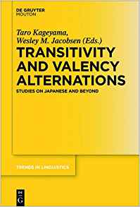 Download Transitivity & Valency Alternations: Studies on Japanese & Beyond