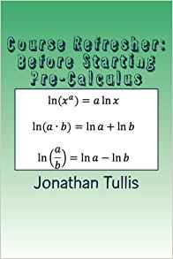 Download ebook Course Refresher: Pre-Calculus