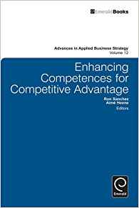 Download ebook Enhancing Competences for Competitive Advantage