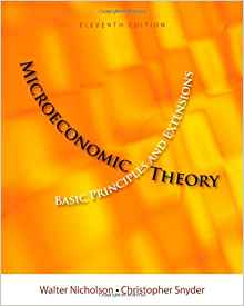 Download ebook Microeconomic Theory: Basic Principles & Extensions