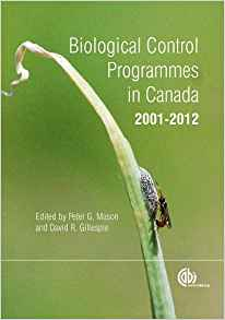 Download ebook Biological Control Programmes in Canada 2001-2012