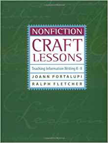 Download ebook Nonfiction Craft Lessons: Teaching Information Writing K-8