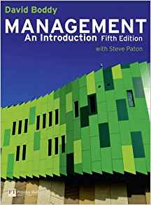 Download ebook Management: An Introduction