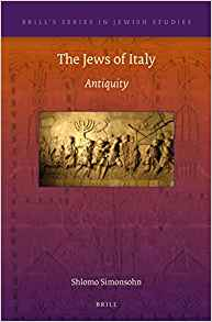 Download ebook The Jews of Italy: Antiquity