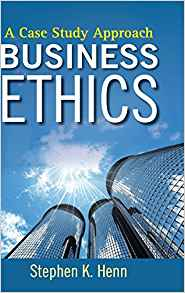 Download ebook Business Ethics: A Case Study Approach